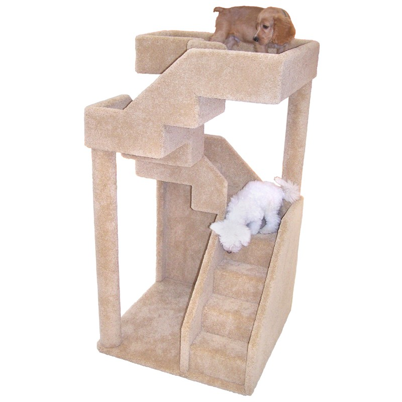Doggy Staircase Tower