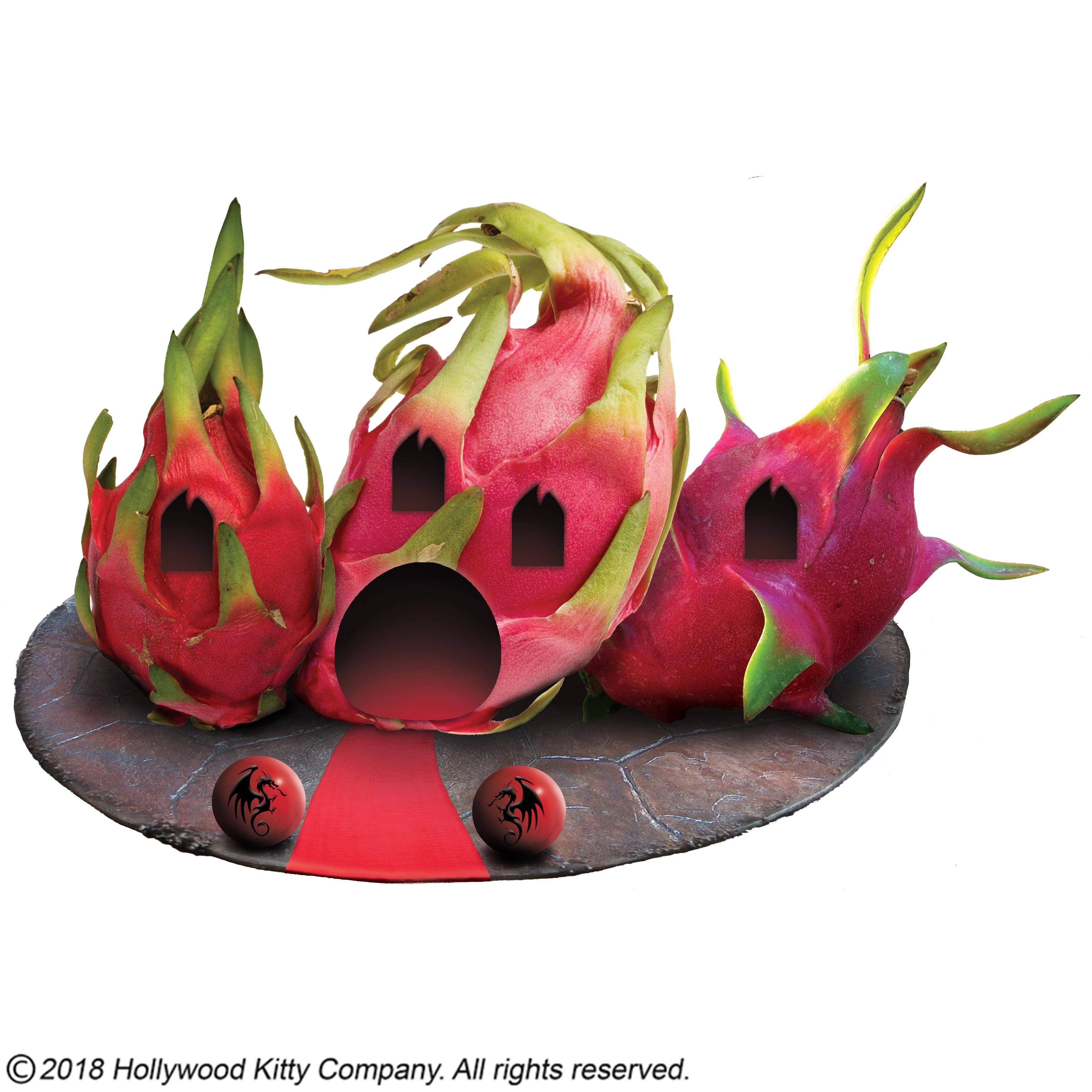 Hammy-Town Dragon Fruit Club