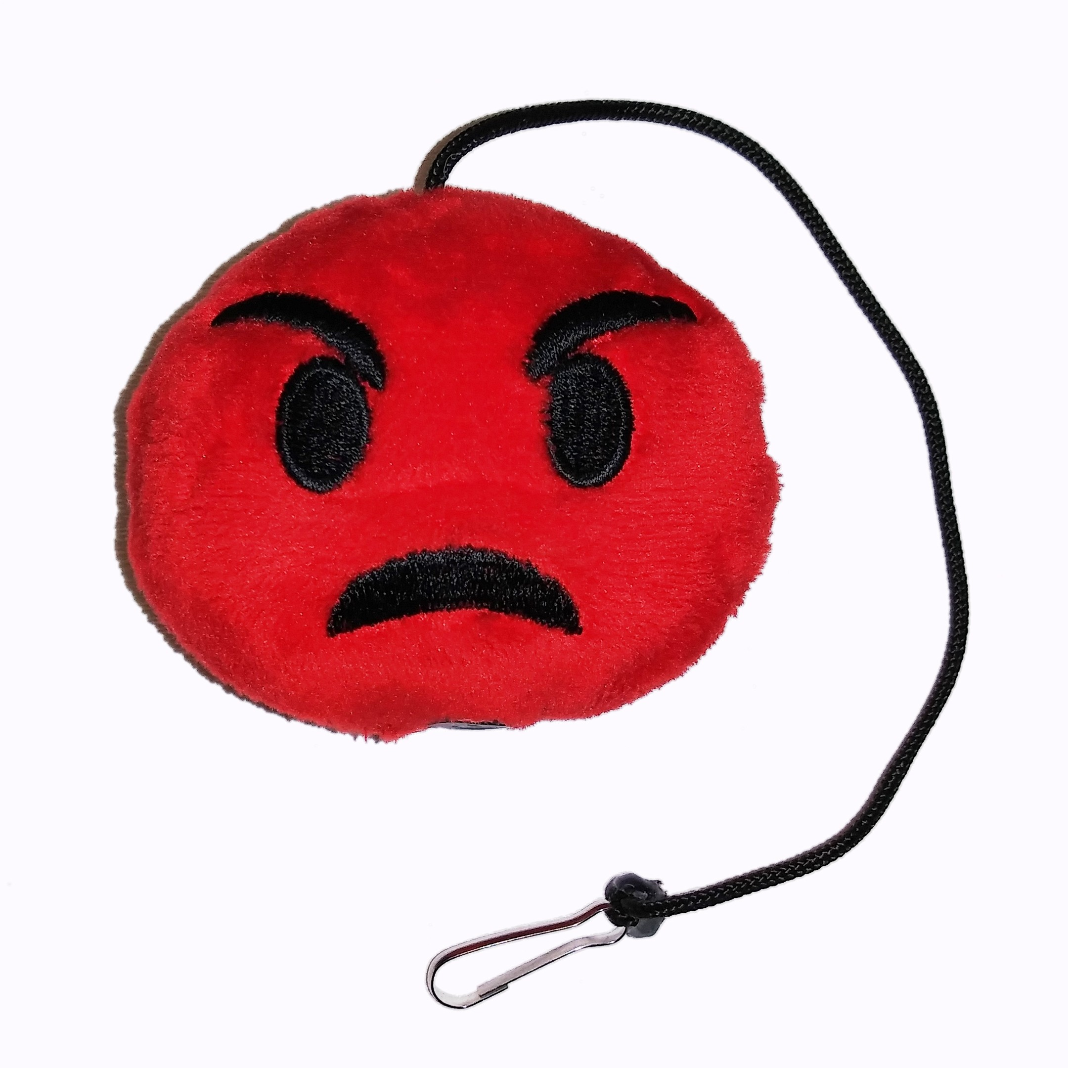 Emoji Angry Cat Toy