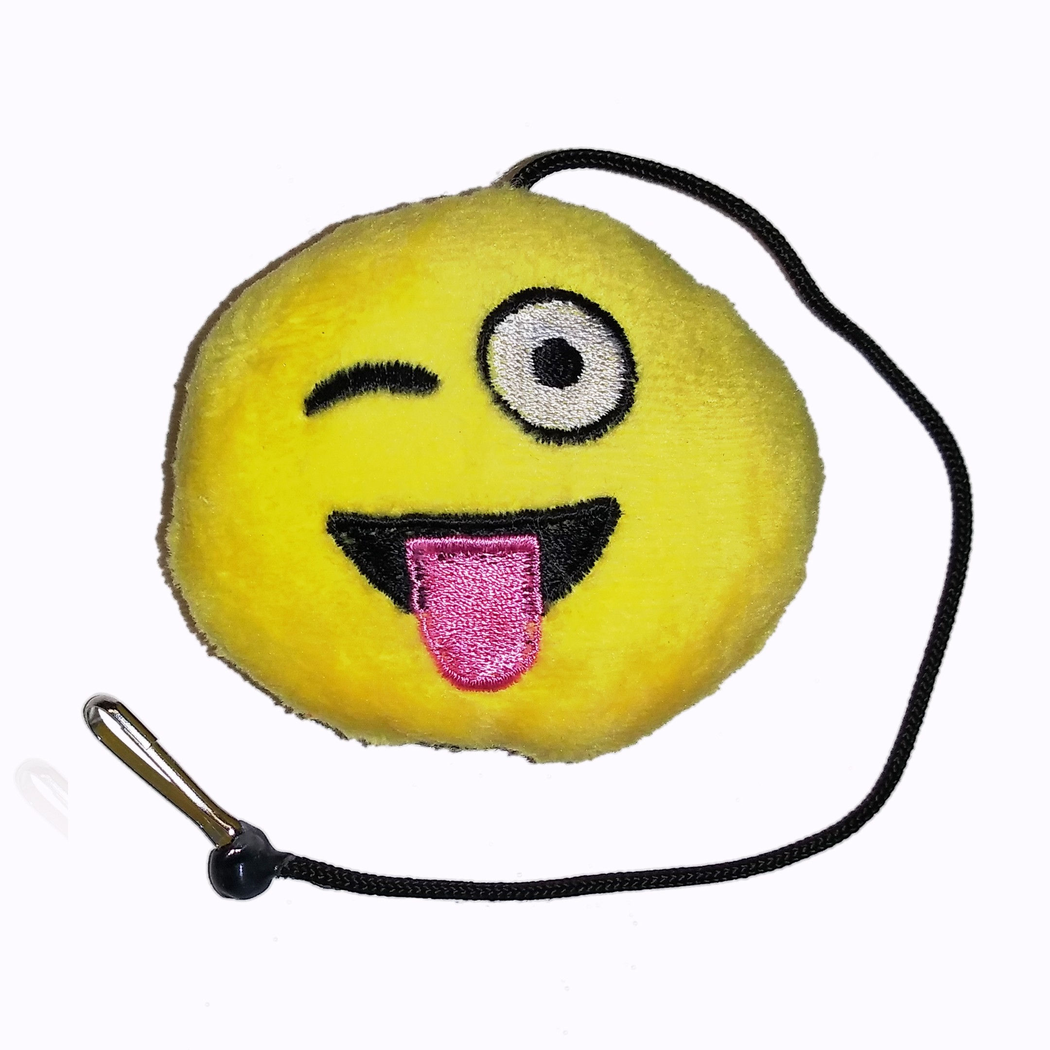 Emoji Crazy Cat Toy