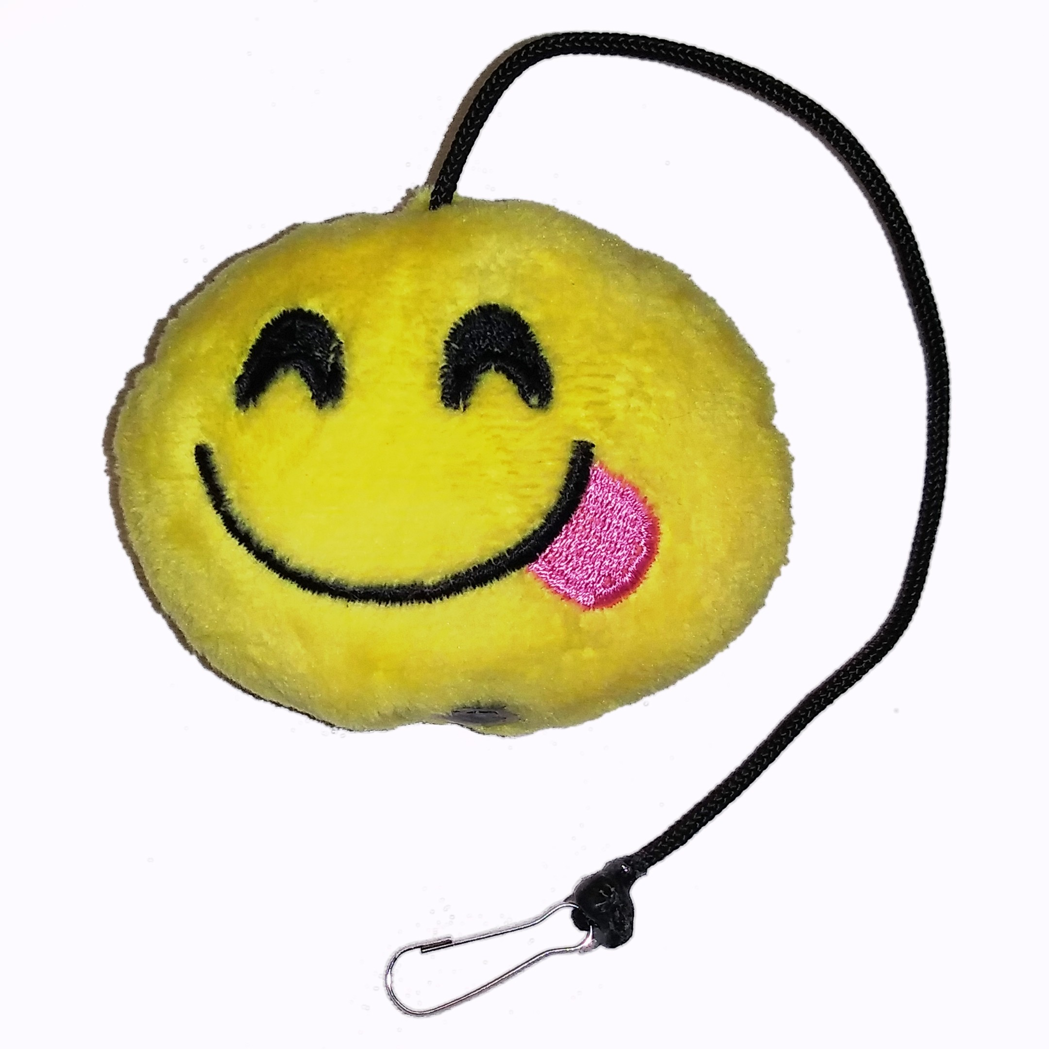 Emoji Goofy Cat Toy