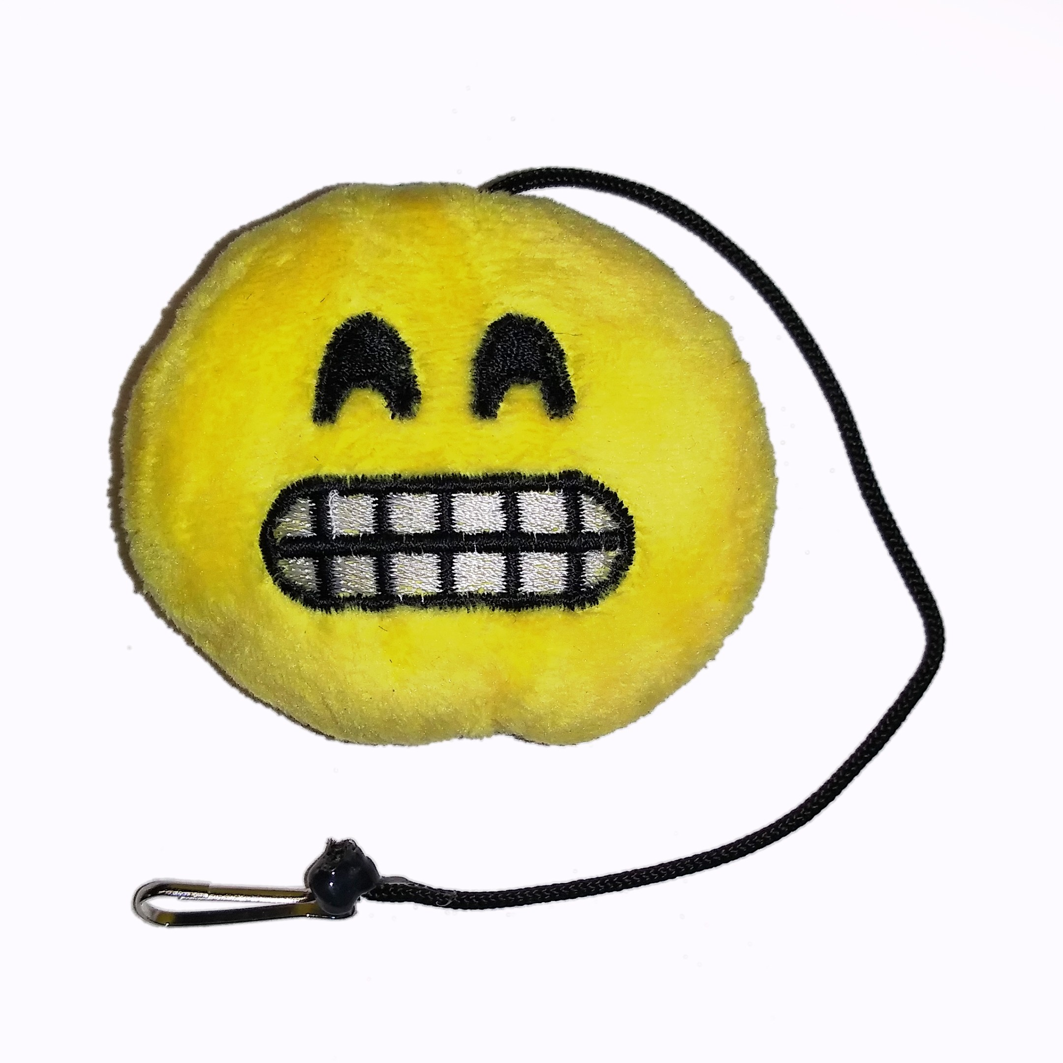 Emoji Nervous Cat Toy