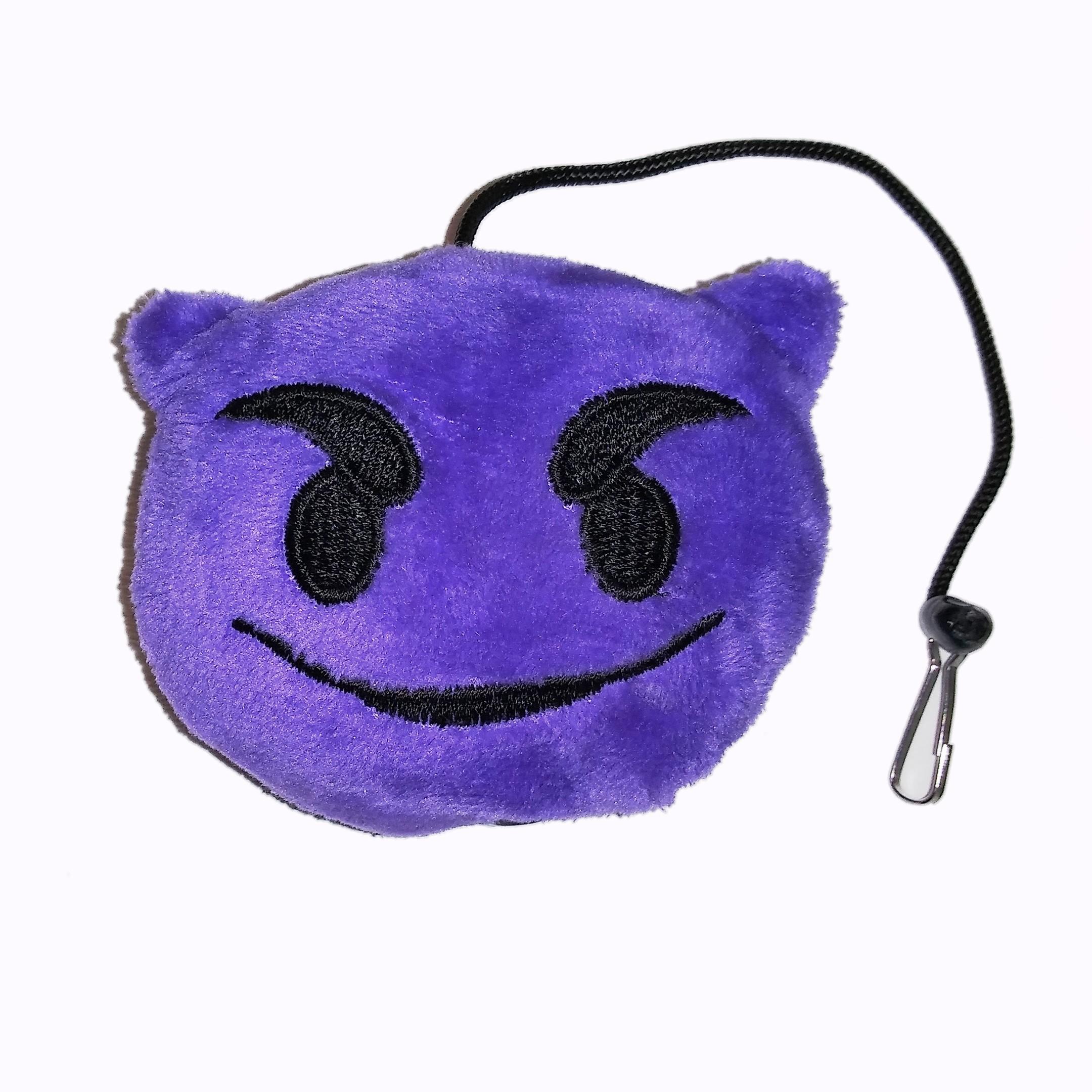 Emoji Goblin Cat Toy