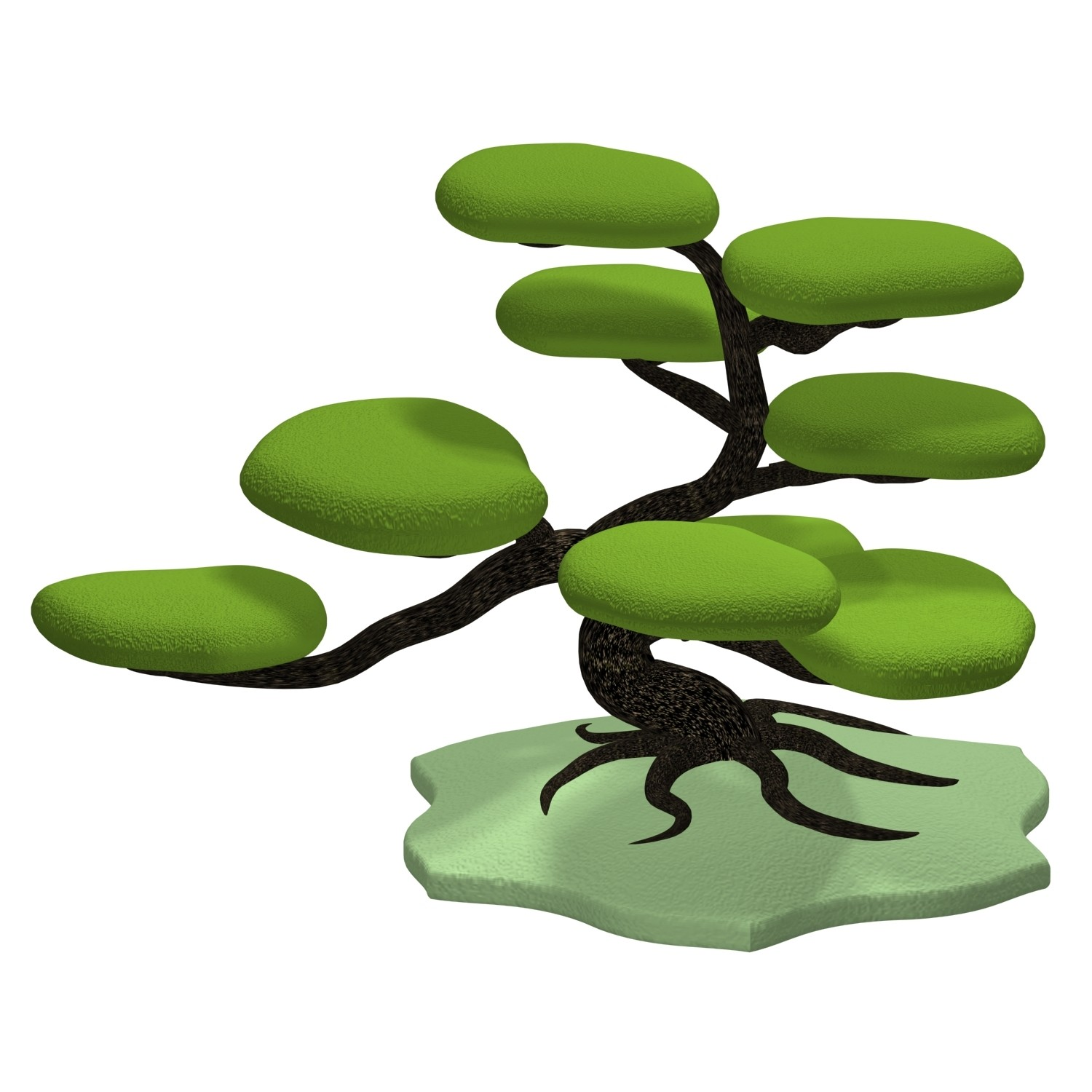 Enchanted Bonsai Tree