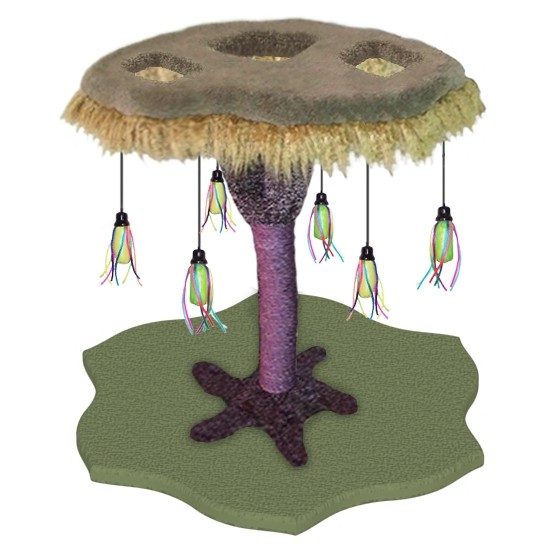 Enchanted Playset Tree