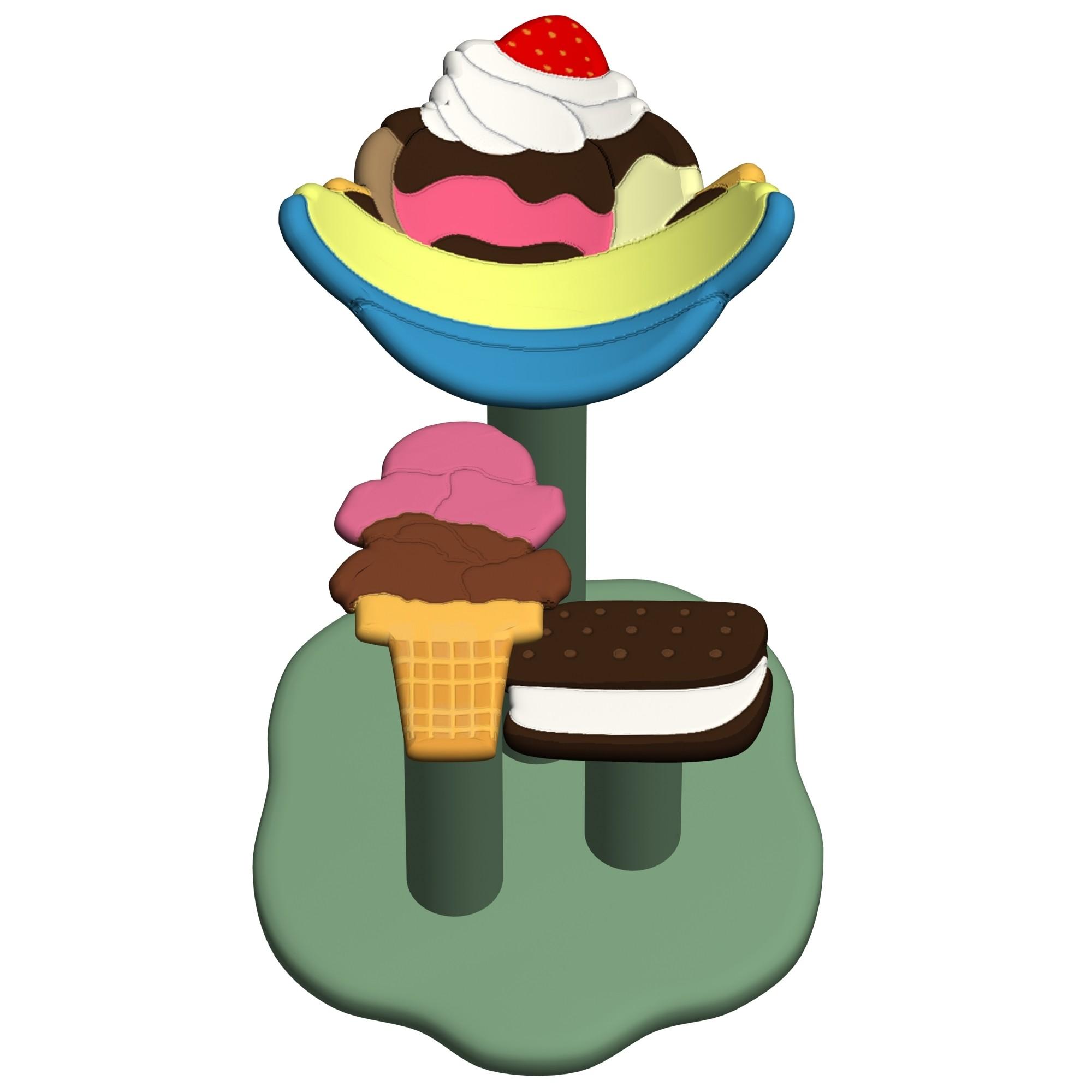 Ice Cream Perch