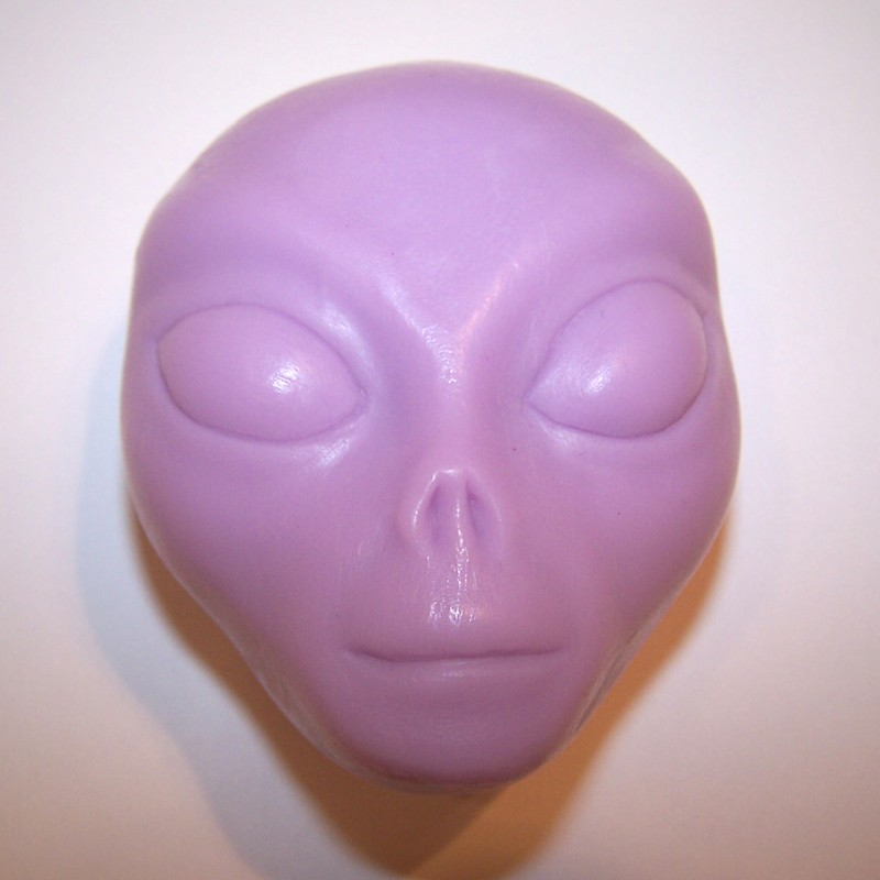 Alien Worker Soap