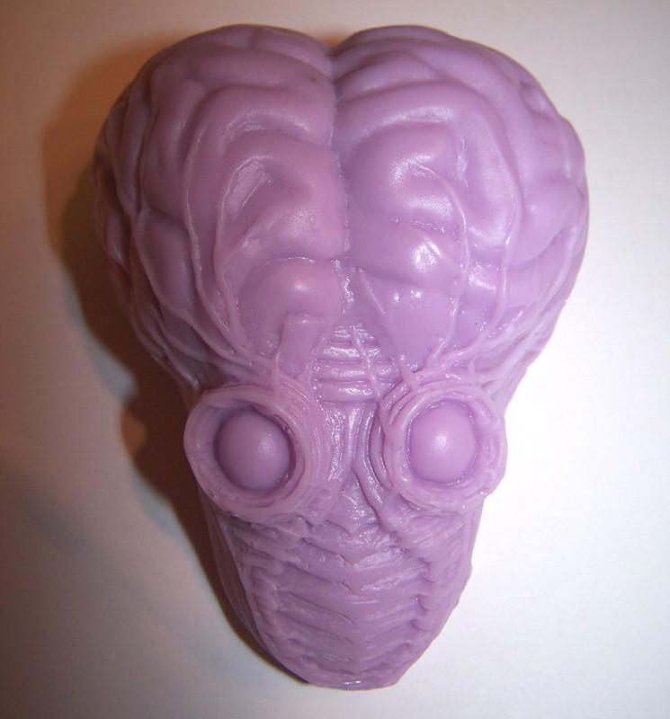 Brain Alien Soap