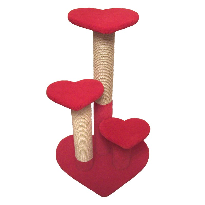 Sweetheart Scratcher