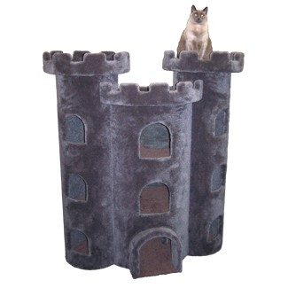 Deluxe Kitty Castle