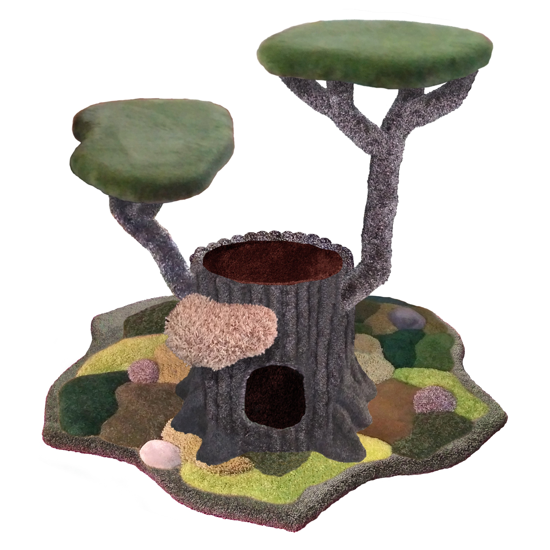 Enchanted Thriving Stump