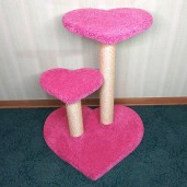 Sweetheart Mini Scratcher (Pink)