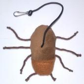 Cockroach Catnip Toy