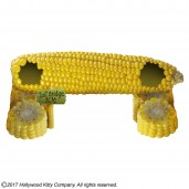 Hammy-Town Corn Cob Bridge