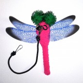 Dragonfly Cat Toy