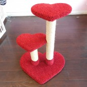 Sweetheart Mini Scratcher