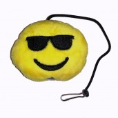 Emoji Cool Cat Toy