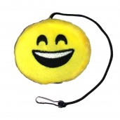 Emoji Grinning Cat Toy
