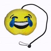 Emoji Laughing Cat Toy