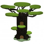 Enchanted Forest Canopy Tree
