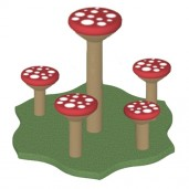 Enchanted Mushroom Patch