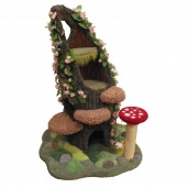 Enchanted Tree Stump Condo