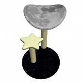 Full Moon Mini Scratcher