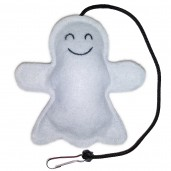 Ghost Catnip Toy