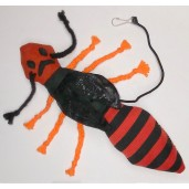 Giant Hornet Catnip Toy