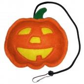 Jack-O-Lantern Catnip Toy