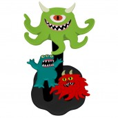 Monster Perch
