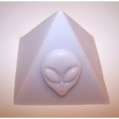 Alien Pyramid Soap