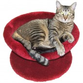 Kitty Bowl Deluxe Bed