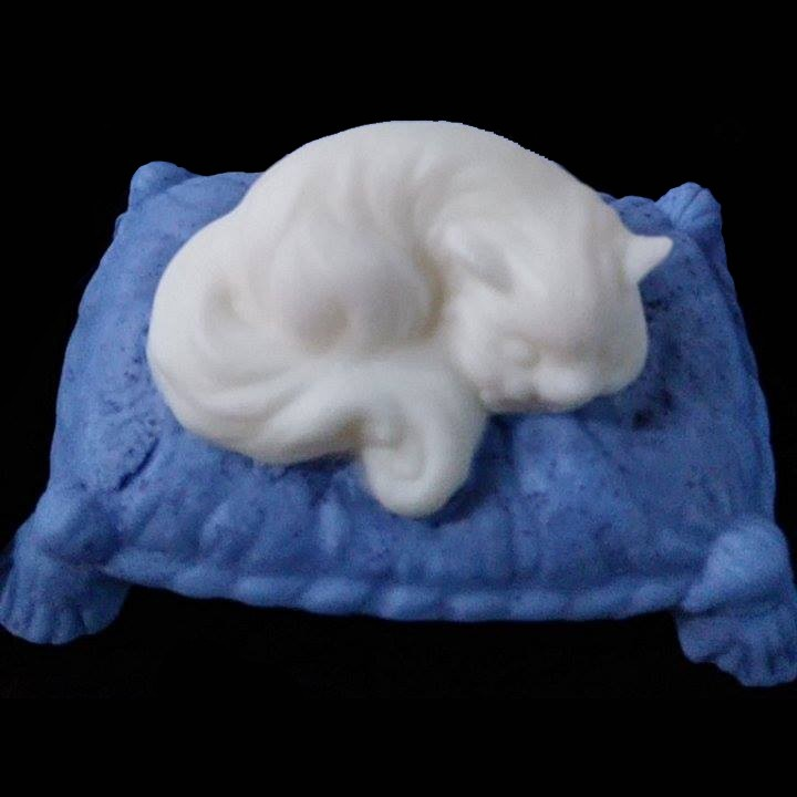 Cozy Cat Soap
