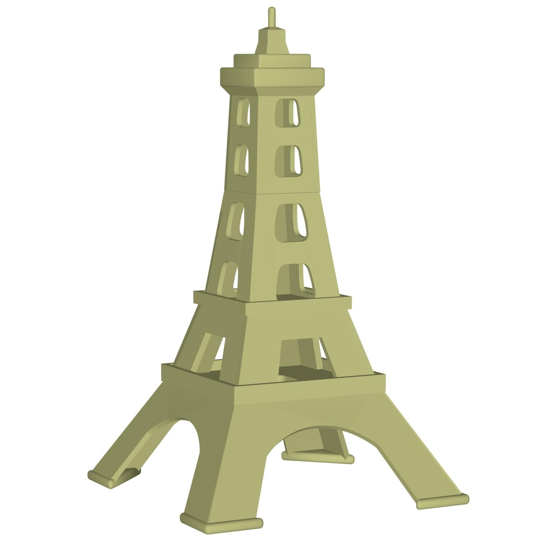 Eiffel Kitty Tower