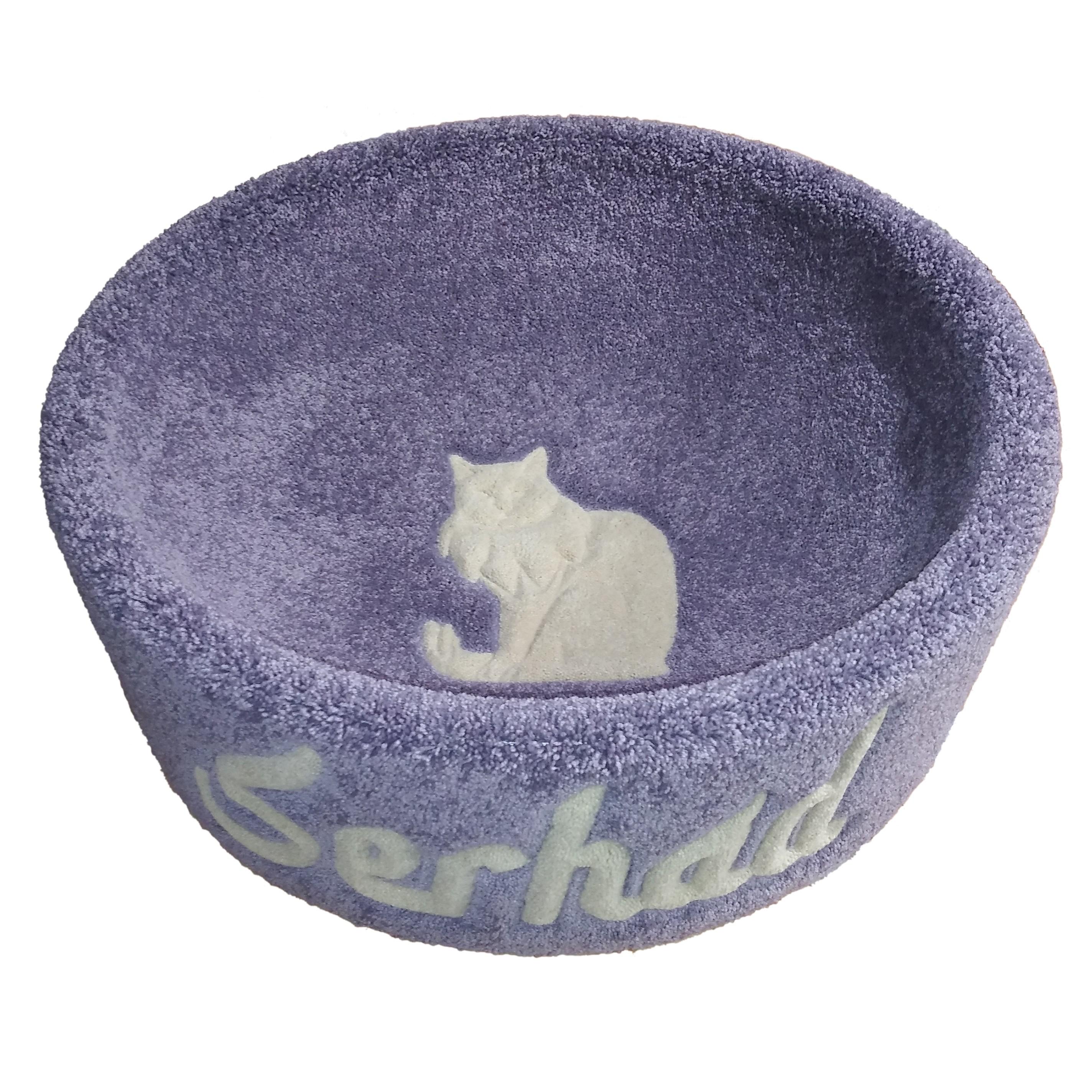 Jumbo Kitty Bowl Cat Bed