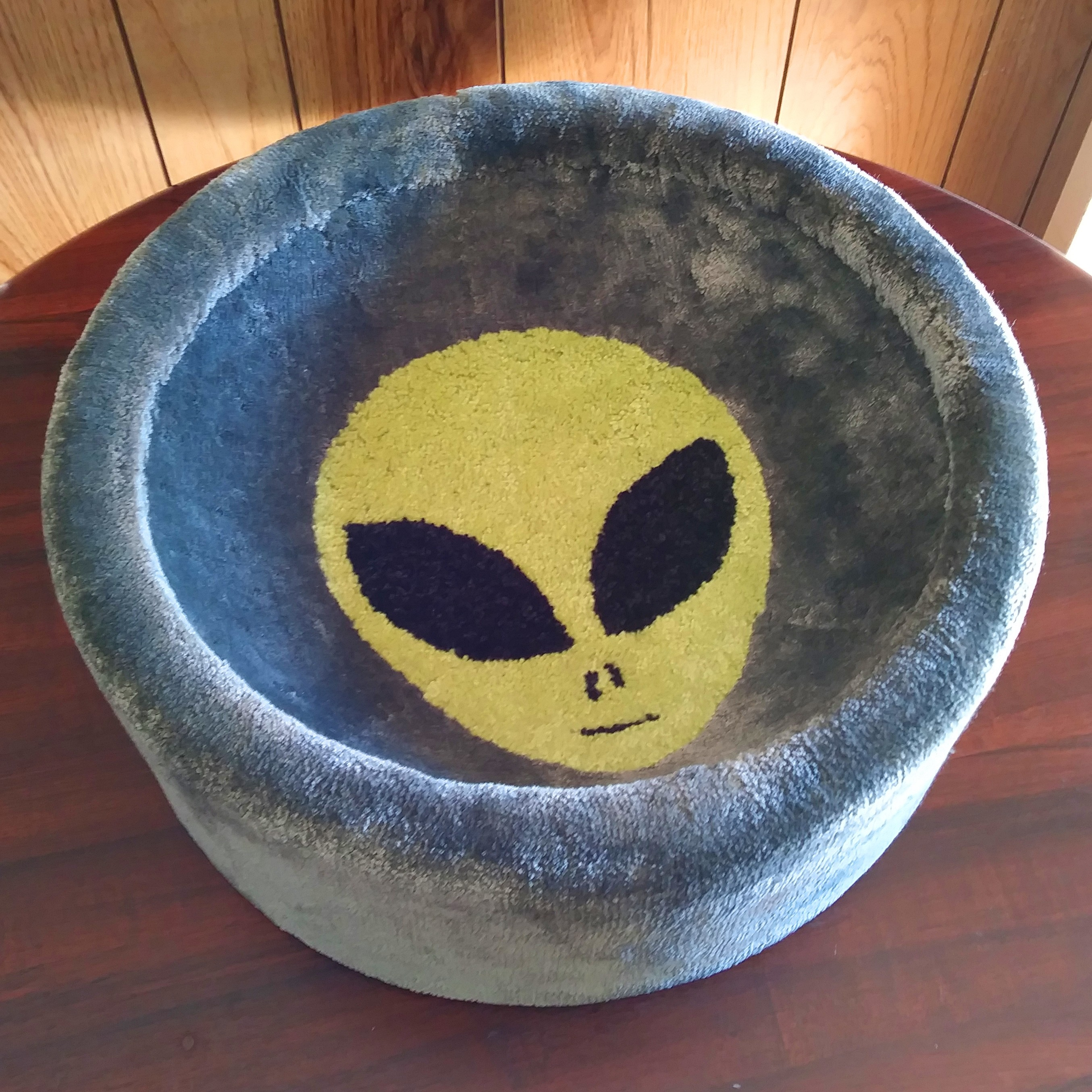 Roswell Kitty Bowl Cat Bed