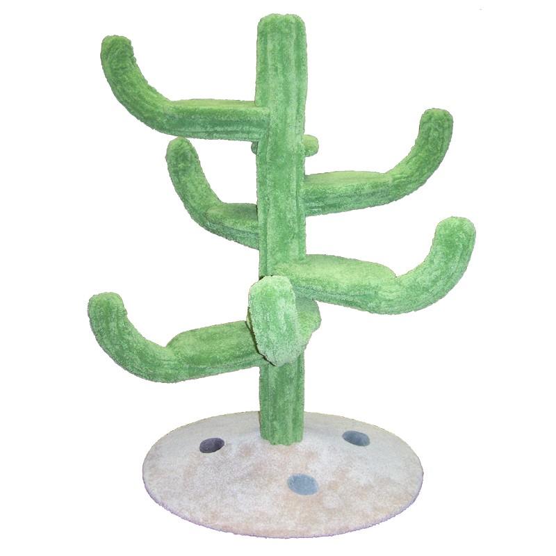 Cozy Cactus Tree