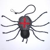 Black Widow Catnip Toy