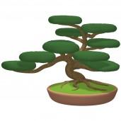 Japanese Bonsai Deluxe Cat Tree