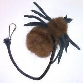 Brown Spider Toy