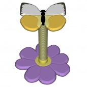 Butterfly Scratch Post