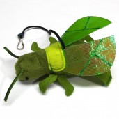 Chirping Cricket Toy