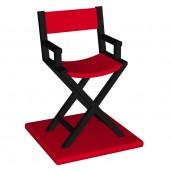 Director's Chair Cat Perch