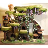 Enchanted Forest Kitty Sanctuary