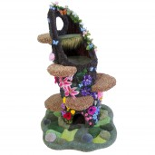 Enchanted Garden Tree Stump Condo