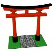 Japanese Gate Scratcher