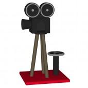 Movie Camera Condo