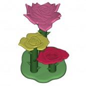 Rose Garden Perch