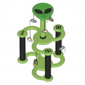 Roswell Deluxe Playset
